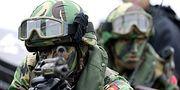 Portugisisk militär, arkivbild. TT