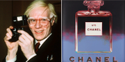 "Andy Warhol/""Chanel"" TT"