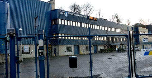 Proverna har bland annat tagits på Henriksdals reningsverk.  INGVAR KARMHED / SvD / TT / TT NYHETSBYRÅN