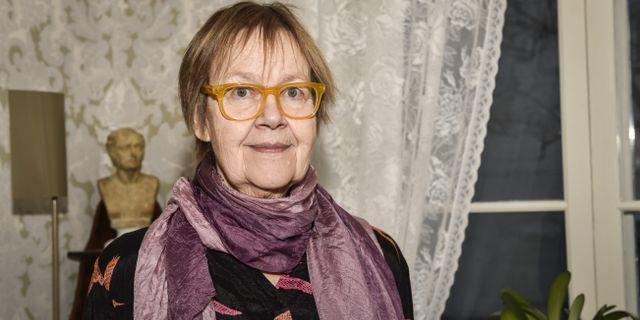 Författaren Tua Forsström blir ny ledamot i Svenska Akademien. Arkivbild. Emmi KorhonenLehtikuva