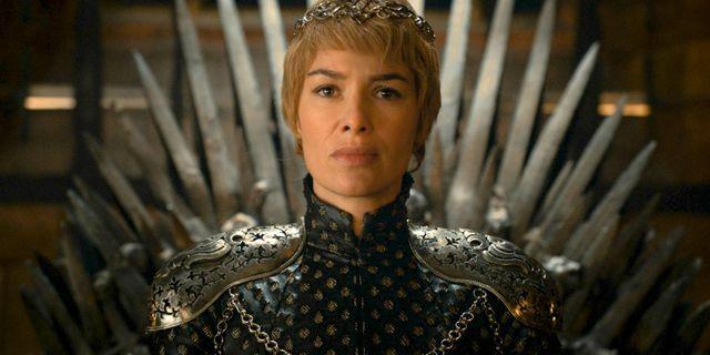 Cersei i Game of thrones.  TT NYHETSBYRÅN