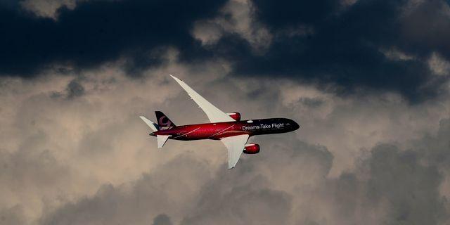 En Boeing 787.  Kamran Jebreili / TT NYHETSBYRÅN