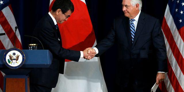 Kina avvisar o samtal med japan