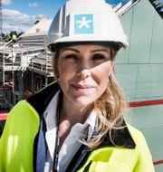Illustrationsbild. Jessica Löfström, grundare av bemaningsföretaget Expandera Mera.  Magnus Hjalmarson Neideman/SvD/TT / TT NYHETSBYRÅN