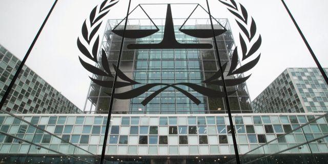 Brottmålsdomstolen i Haag. Peter Dejong / TT NYHETSBYRÅN