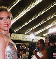 Scarlett Johansson.  MARIO ANZUONI / TT NYHETSBYRÅN