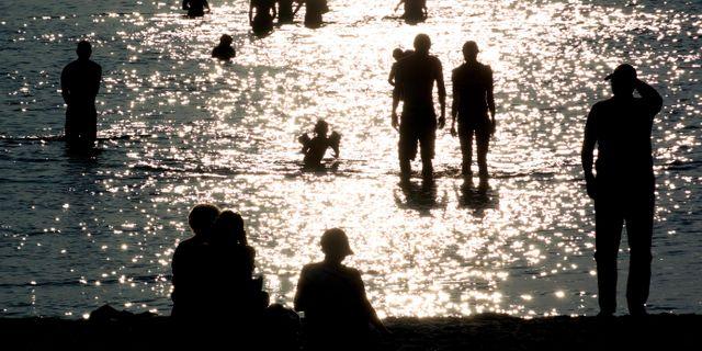 Arkivbild från Lomma beach. Johan Nilsson / TT / TT NYHETSBYRÅN