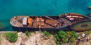 Richard Bransons nya dykattraktion på Brittiska Jungfruöarna blir en undervattensshow i både kulturell och historisk bemärkelse. YoKo BVI Art Reef