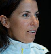 Charlotte Kalla Fredrik Sandberg/TT / TT NYHETSBYRÅN