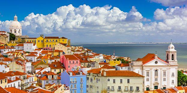 Lissabon allt mer populärt.