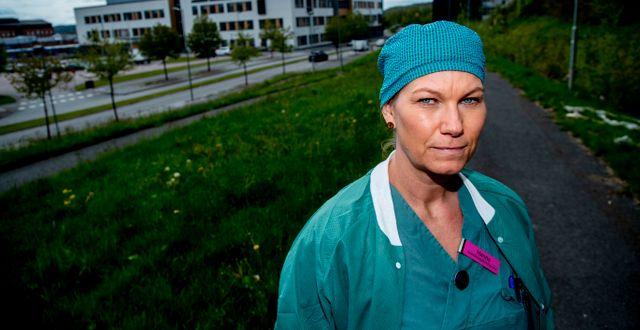 Hanna Roos. Adam Ihse / TT / TT NYHETSBYRÅN