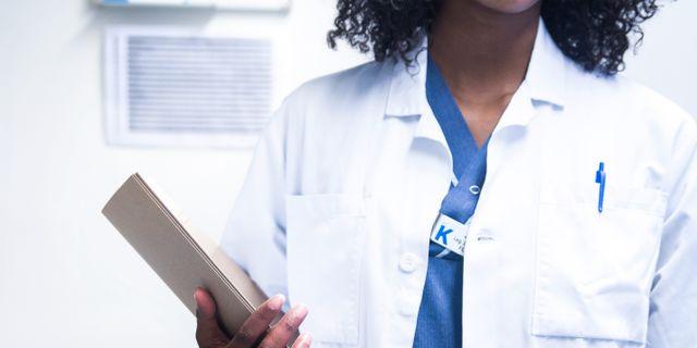 Dyster framtid for sjukvarden