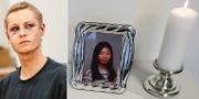 Philip Manshaus och systern Johanne Zhangjia Ihle-Hansen TT