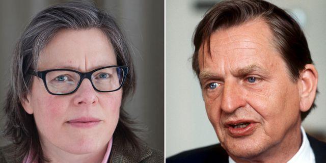 Lena Andersson/Olof Palme TT