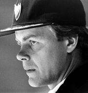 Gunnar Svennson, när han tränade Djurgården. BILDBYRÅN / BILDBYRÅN