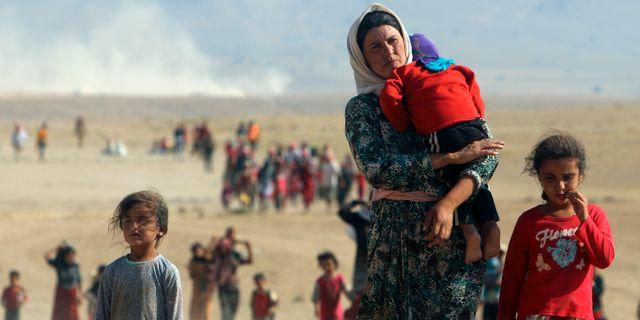 Usa s framtid i irak bekymrar alla