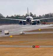 Arlandastad äger många fastigheter runt Arlanda flygplats. Johan Nilsson/TT / TT NYHETSBYRÅN