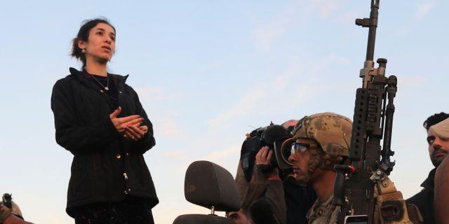Iraks arme av ankor valjer framtid