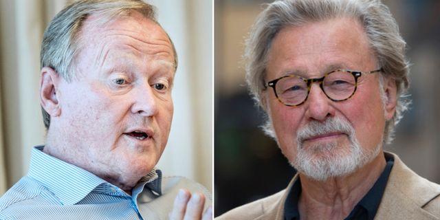 Leif Östling/Björn Rosengren. TT