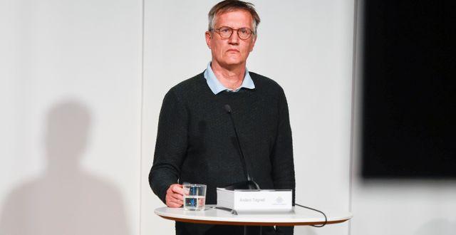 Arkivbild: Statsepidemiolog Anders Tegnell Carl-Olof Zimmerman/TT / TT NYHETSBYRÅN