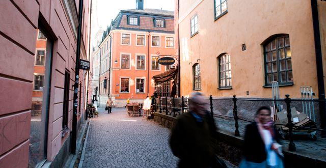 Uppsala/Arkivbild.  Pontus Lundahl/TT / TT NYHETSBYRÅN