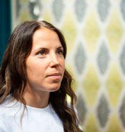 Charlotte Kalla. Arkivbild. JOHANNA LUNDBERG / BILDBYRÅN