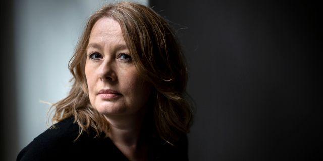 """Åsa Linderborg är aktuell med boken """"Året med 13 månader"""" Christine Olsson / TT / TT NYHETSBYRÅN"""