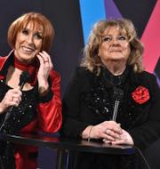 Clara Klingenström och Eva Rydberg & Ewa Roos möts i andra chansen ikväll. TT