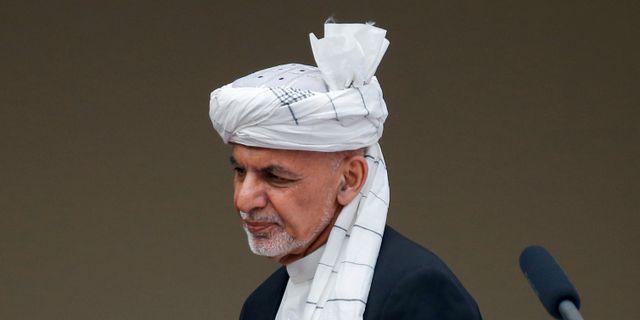 Afghanistans president Ashraf Ghani. Arkivbild. Mohammad Ismail / TT NYHETSBYRÅN