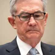 Federal Reserve Board chairman Jerome Powell testifies on the Federal Reserve's response to the coronavirus pandemic during a House Oversight and Reform Select Subcommittee on the Coronavirus hearing on Capitol Hill in Washington, Tuesday, June 22, 2021. Saul Loeb / TT NYHETSBYRÅN