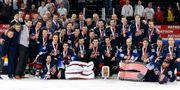 Amerikanska laget GRIGORY DUKOR / TT NYHETSBYRÅN