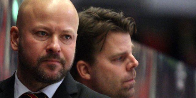 Tommy Jonsson (vänster). Arkivbild. Mats Åstrand / TT / TT NYHETSBYRÅN