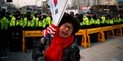 Sydkorea hoppas på framgångar i vinter-OS. Jae C. Hong / TT / NTB Scanpix