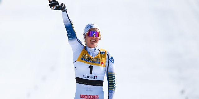Stina Nilsson återfinns på plats 2.  CH. KELEMEN / BILDBYRÅN
