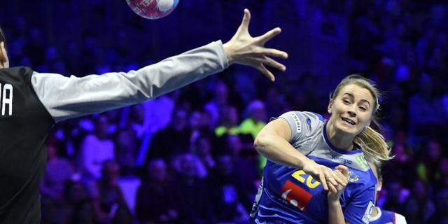 Sverige missar em semifinal