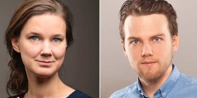 Karin Svanborg-Sjövall och Jacob Lundberg. Timbro