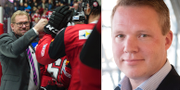 Patrik Sylvegård/Anders Larsson. TT