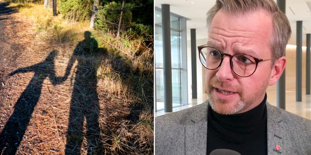 Mikael Damberg (S). Arkivbilder. TT