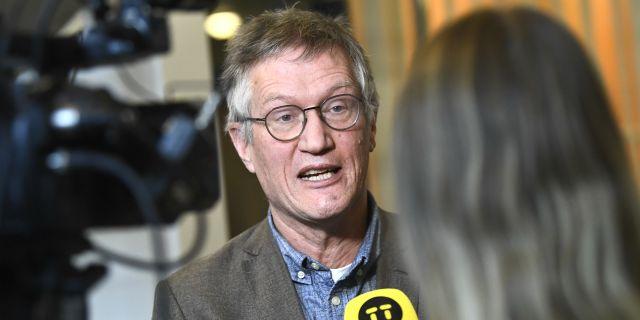 Anders Tegnell. Claudio Bresciani/TT / TT NYHETSBYRÅN