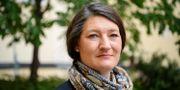 Susanna Gideonsson är ny LO-chef.  Jessica Gow/TT / TT NYHETSBYRÅN
