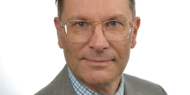 Anders Bergeskog, nationalekonom och författare. Privat