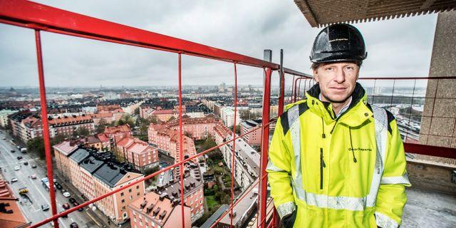 Oscar Engelbert. Arkivbild. Tomas Oneborg/SvD/TT / TT NYHETSBYRÅN