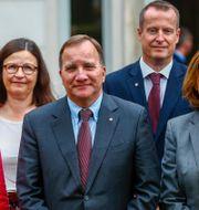 Regeringssammanträde i september. Thomas Johansson/TT / TT NYHETSBYRÅN