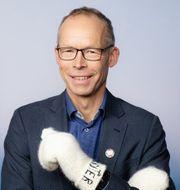 Johan Rockström Mattias Ahlm/Sveriges Radio
