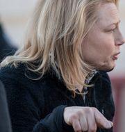 Helena Bergström regisserar. Björn Larsson Rosvall/TT / TT NYHETSBYRÅN