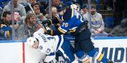 Bild från NHL 2017.  Chris Lee / TT NYHETSBYRÅN/ NTB Scanpix