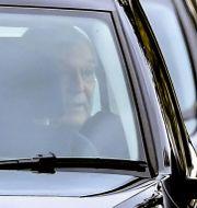 Kardinal George Pell lämnar fängelset. WILLIAM WEST / TT NYHETSBYRÅN