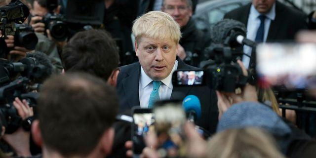 Boris Johnson. Tim Ireland / TT NYHETSBYRÅN/ NTB Scanpix
