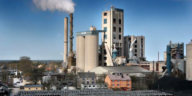Industrin pa gotland