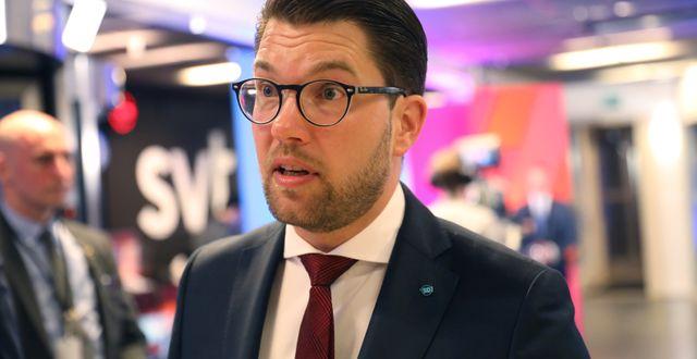 Sören Andersson/TT / TT NYHETSBYRÅN